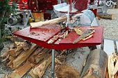 Divisor de madera
