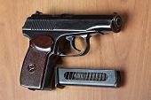 Russian 9Mm Handgun Pm (makarov)