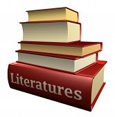 Education Books - Literatures