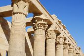 Philae temple Egypt