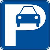 Sign Car Parking.