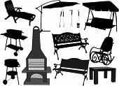 Garden And Terrace - Furniture, Grills