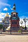 Nicolas I Monument