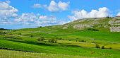The Yorkshire Dales landscape