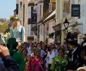 Jack In The Green Festival, Hastings.  2013