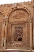 Window Of Ishak Pasha Palace, Eastern Turkey