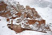 Old Castle Near Dogubayazit, Eastern Turkey