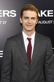 LOS ANGELES - AUG 4: Hayden Christensen at the World Premiere of Takers, held at the Arclight Cinera