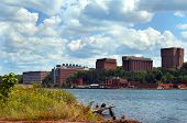 Michigan Tech Besides Portage Lake