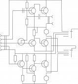 Scheme Electronic Vector