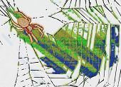 pic of webcrawler  - stylised illustration of a spider in it - JPG