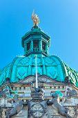 Provincial Capital Legislative Buildiing Dome Victoria British Columbia Canada