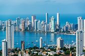 Cartagena-Skyscapers