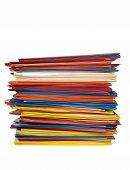 File Folders (clip Path)