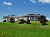 Auckland, New Zealand - Circa 2011 - Auckland War Memorial Museum