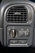 Air Conditioner In The Car
