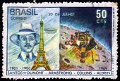 Alberto Santos Dumont, Brazilian Aviation Pioneer