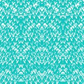 Vector snake skin pattern made with brushstrokes