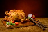 Roasted Chicken Meat