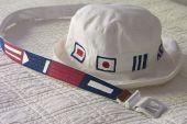 Nautical Hat And Belt