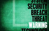 Warning Computer Security Threat and Protection