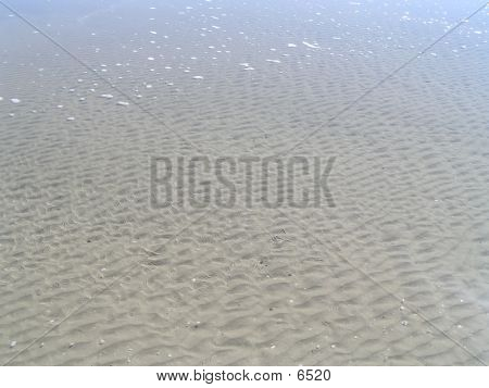 Ripples In Sand2 poster