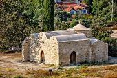 Old Orthodox Church On Cyprus