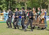 Cossack Ensemble.
