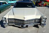 Vintage Cadillac Coupe de Ville