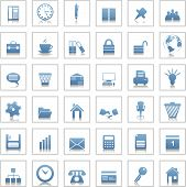 Business und Office Icons set
