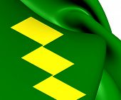 Flag Of Miyazaki Prefecture