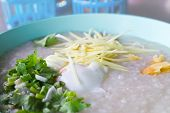 Thai Porridge Rice Gruel