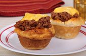 Sloppy Joe In A Biscuit