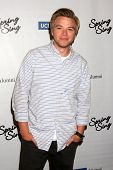 LOS ANGELES - MAY 16:  Brett Davern at the UCLA's Spring Sing 2014 at Pauley Pavilion UCLA on May 16