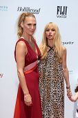 LOS ANGELES - MAY 17:  Molly Sims, Rachel Zoe at the Ovarian Cancer Research Funds Inaugural Super S