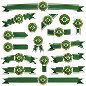 Brazil Ribbons