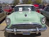 1954 Buick Century Front View