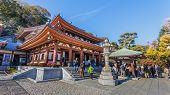 Hase-dera Temle in Kamakua