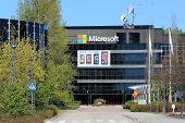 Microsoft Building In Salo, Finland
