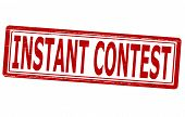 Instant Contest