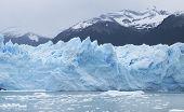 Patagonian Landscape. Perito Moreno Glacier. Argentina