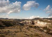 Canyon in Almeria