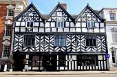 Tudor Cafe, Lichfield, England.