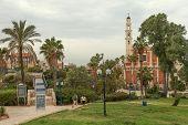 Jaffa's town centre