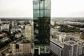 Green Skyscrapter