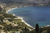 image of sea-scape  - Landscape from Greece - JPG