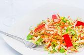 A Bite Of Salad