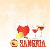 Sangria Background