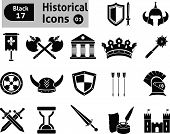 Histoical icons