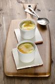 Baked Egg With Irish Cheddar Cheese